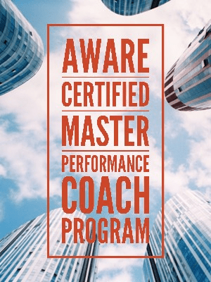 Aware Master Performance Coach